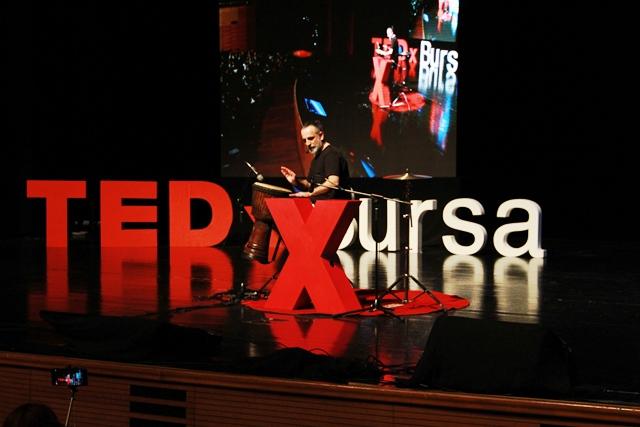 Ritim, Felsefe ve Bir Performans: TEDx Bursa